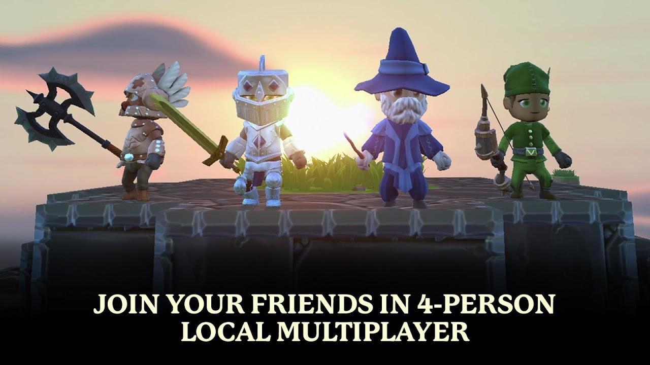Screenshot Portal Knights APK