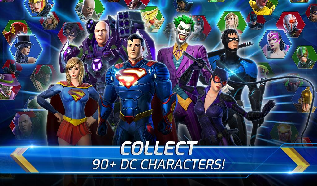 DC Legends The App Store android Code Lads