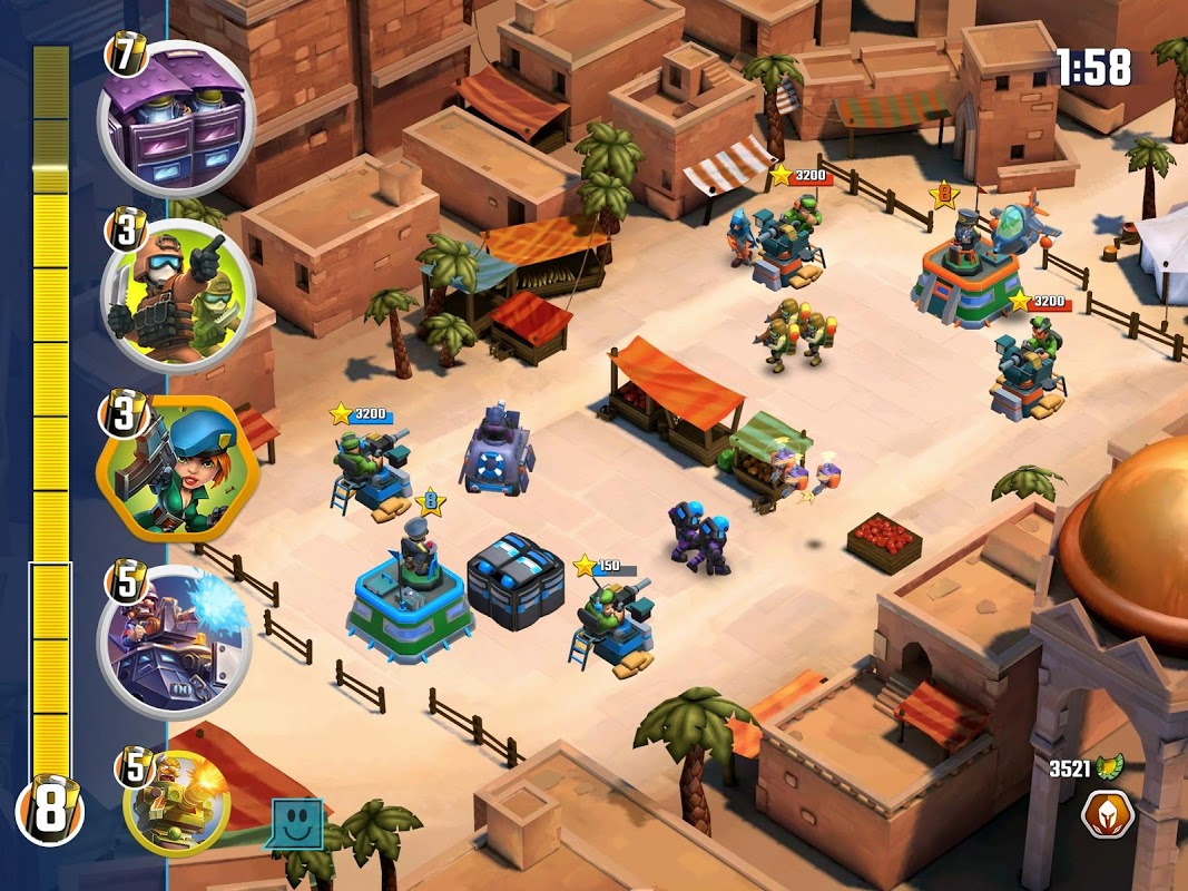 Blitz Brigade: Rival Tactics The App Store android Code Lads