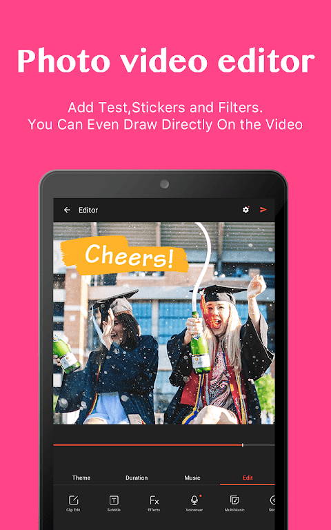Screenshot VideoShow: Video Editor & Maker APK