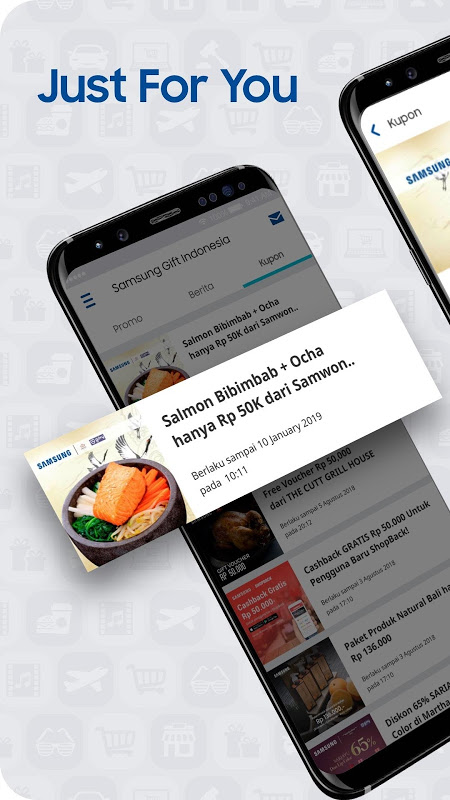 Samsung Gift Indonesia The App Store android Code Lads