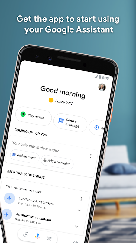 Google Assistant – Get things done, hands-free The App Store