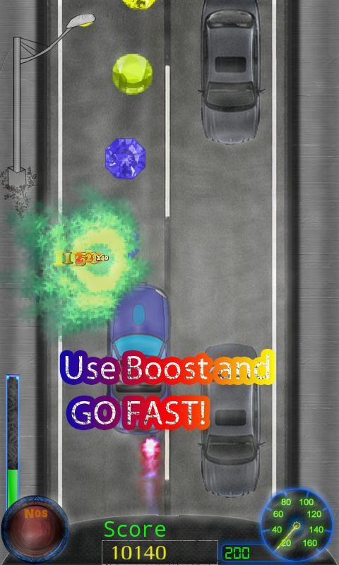 Screenshot Crazy Driver Android HD APK