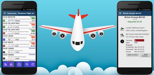 Flight Information : All Airports Flightboard