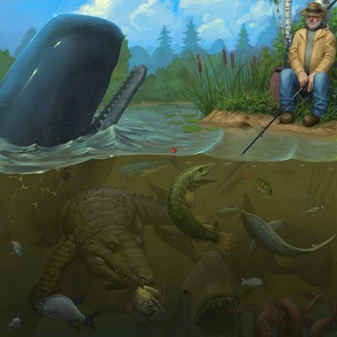 Screenshot World of Fishers, Fishing game APK
