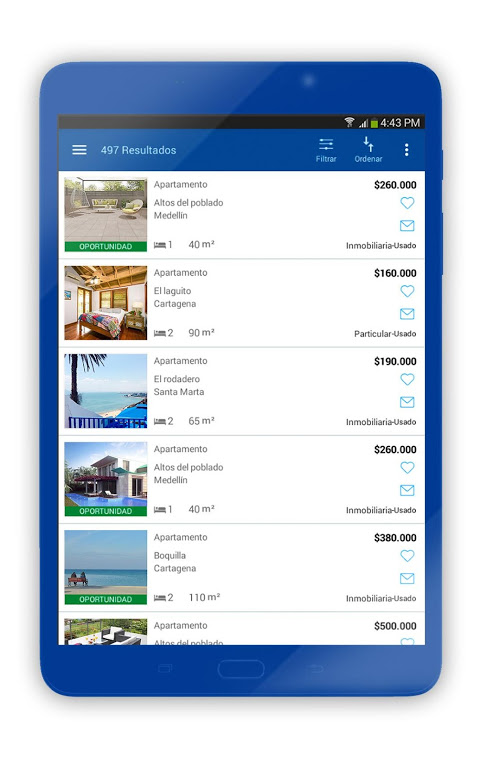 FincaRaiz - real estate The App Store android Code Lads