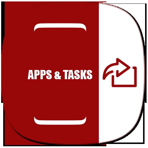 Favorite Apps & Tasks Panel