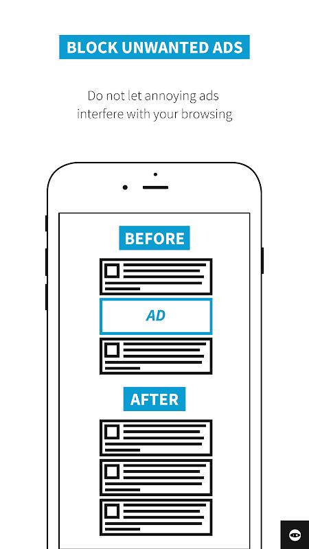 Screenshot Adblock Browser for Android APK