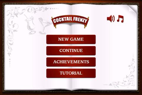 Cocktail Frenzy The App Store