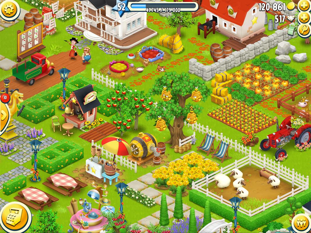 Screenshot Hay Day APK