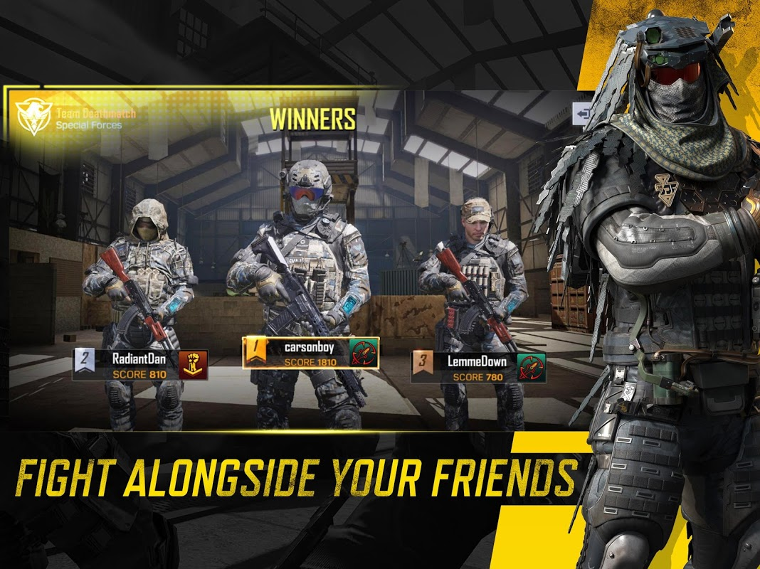 Screenshot Call of Duty®: Mobile APK