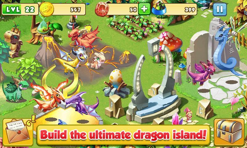 Dragon Mania The App Store