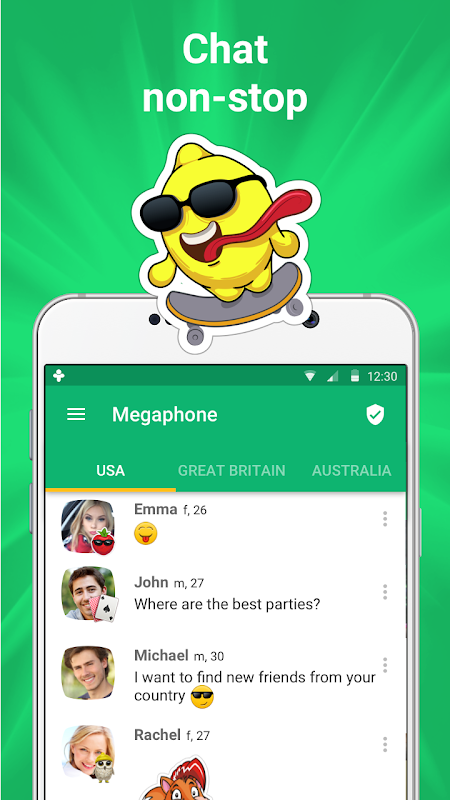 Frim: Make new friends & chat The App Store