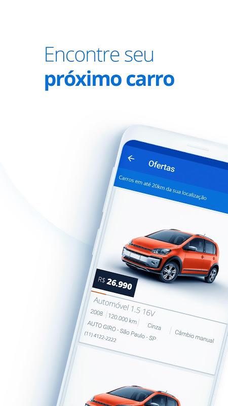 Screenshot iCarros – Comprar Carros APK