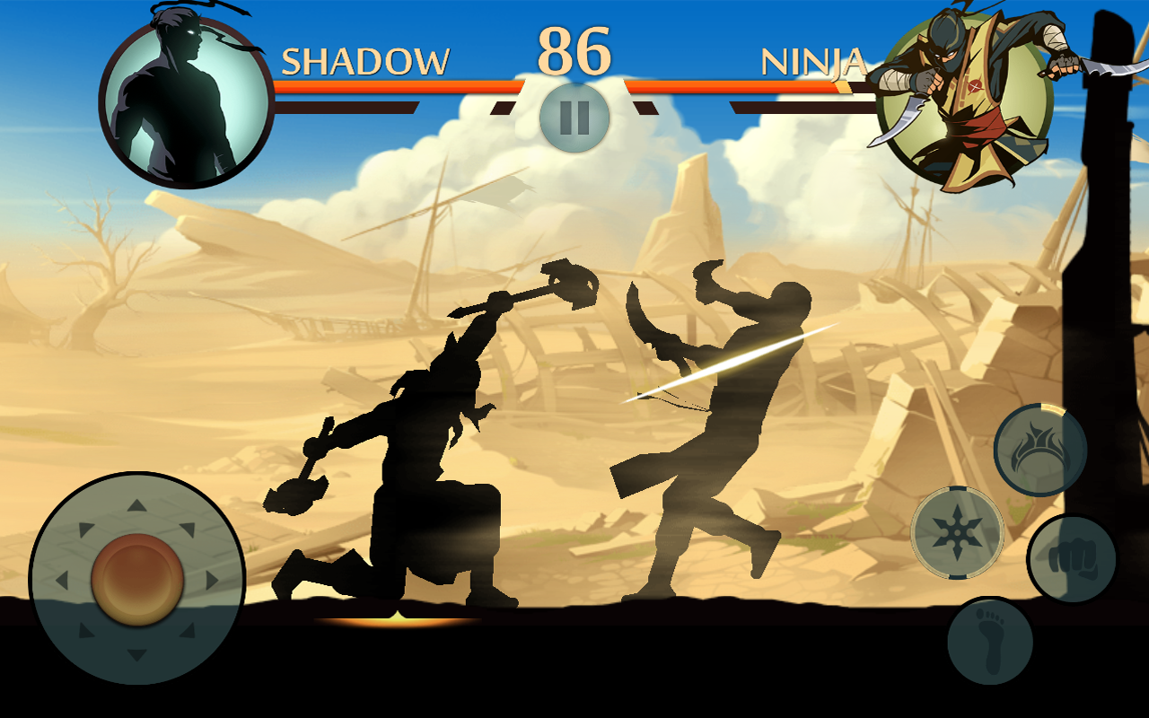 Shadow Fight 2 The App Store