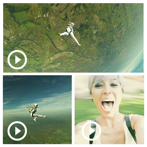 Video Collage: Mix Video&Photo