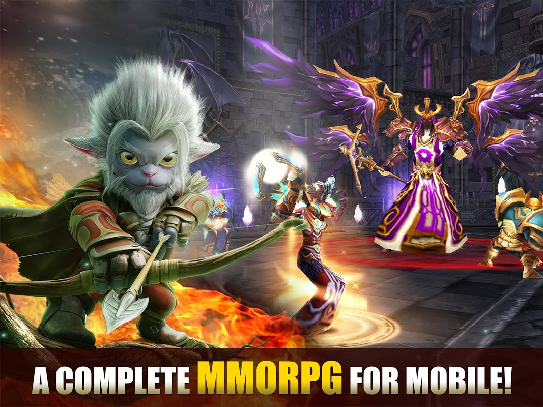 Order & Chaos Online 3D MMORPG The App Store