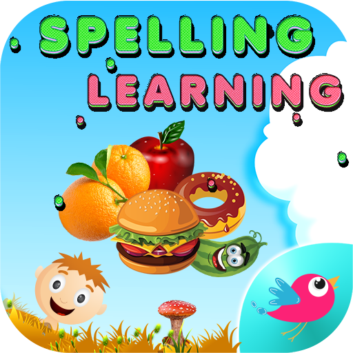 Spelling Learning Foods