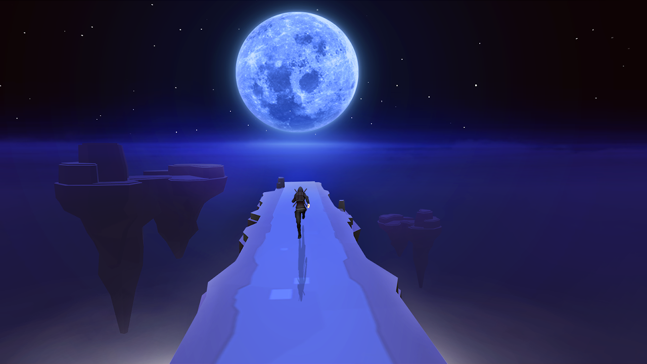Screenshot Sky Dancer Run - Running Game APK