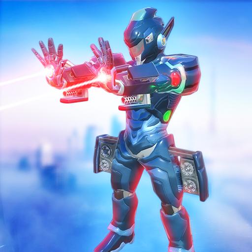 Jetpack Hero Avenger: Crime Warrior