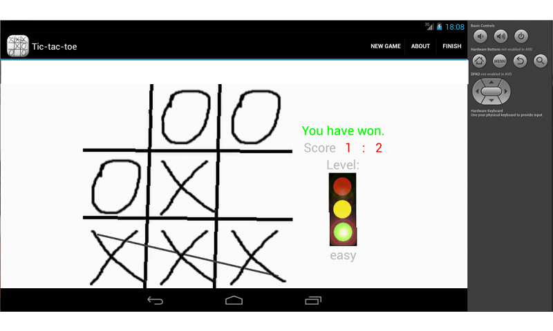 Screenshot Tic-tac-toe APK
