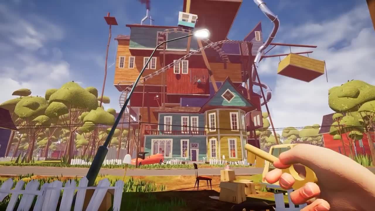 Screenshot Hello Neighbor APK