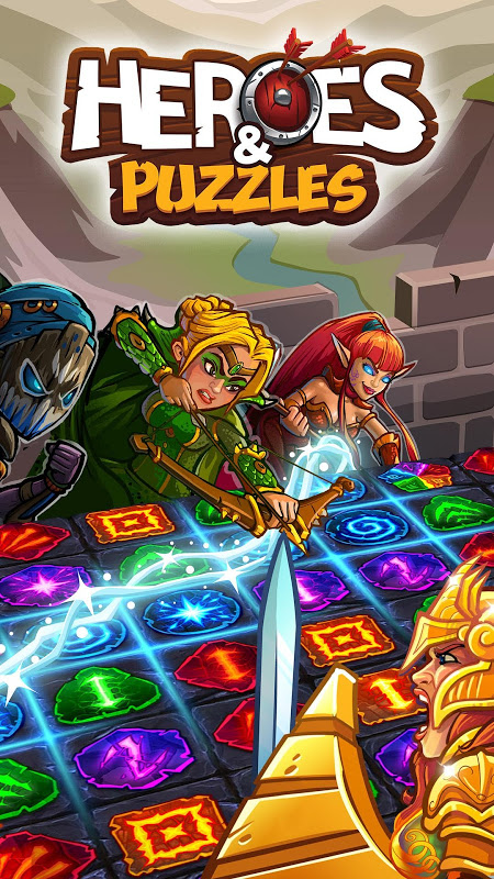 Heroes and Puzzles The App Store