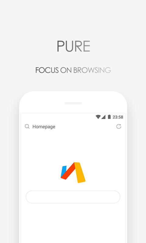 Via Browser - Fast & Light - Geek Best Choice The App Store