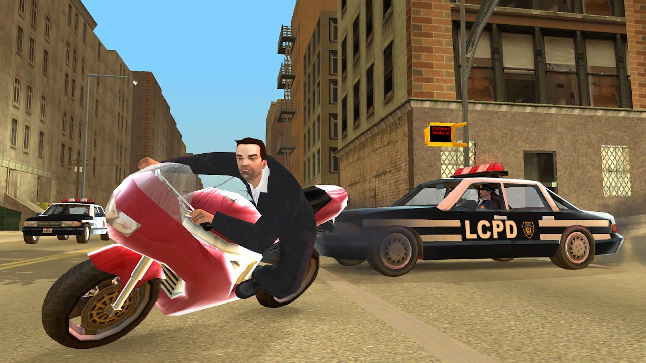 Screenshot GTA: Liberty City Stories APK