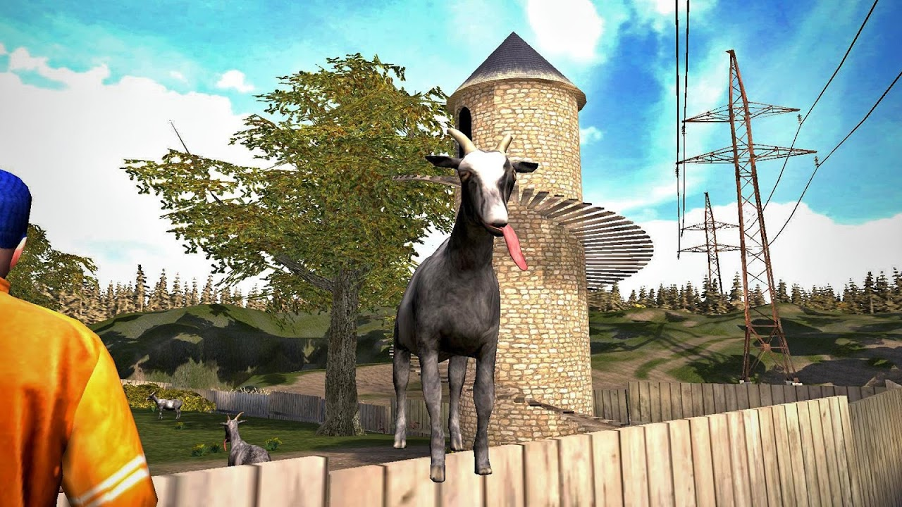 Goat Simulator The App Store