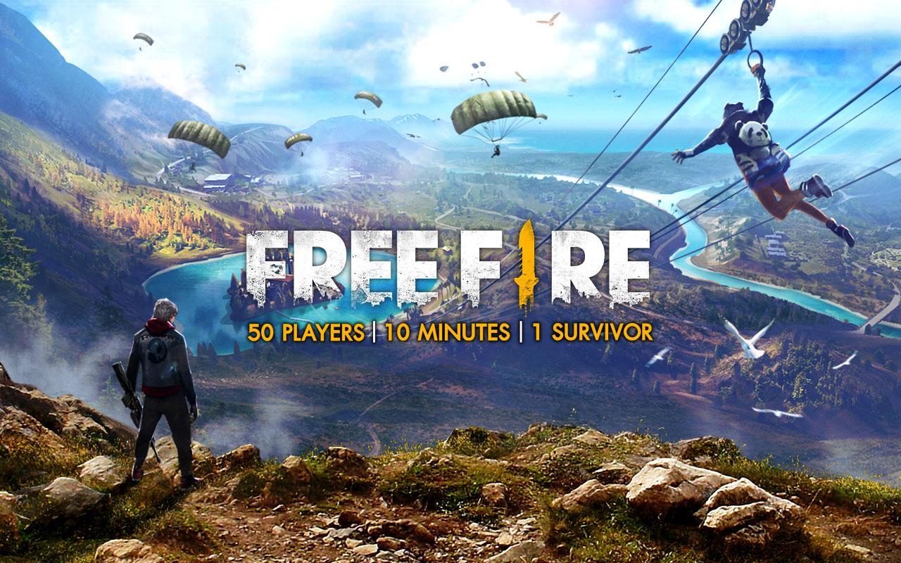 Screenshot Garena Free Fire APK