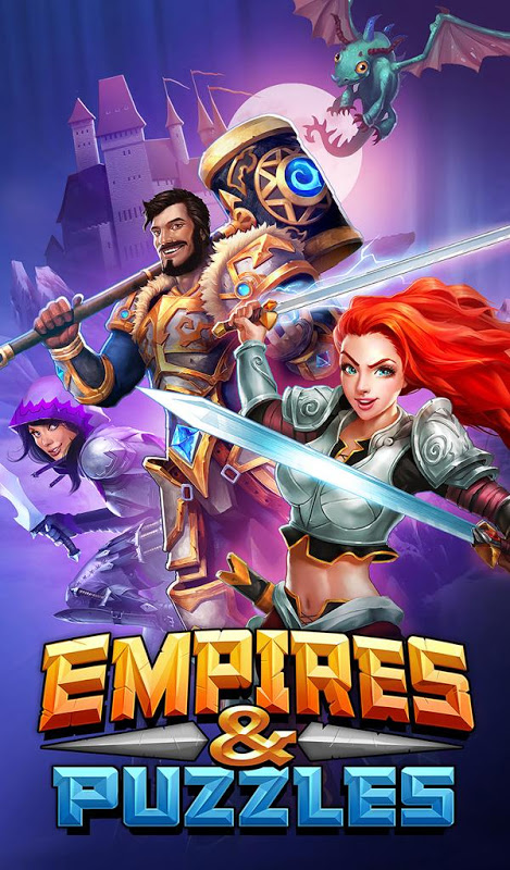 Empires & Puzzles: RPG Quest The App Store android Code Lads