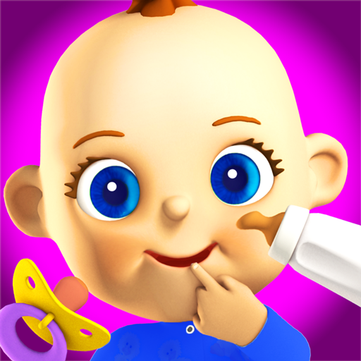 Talking Baby Games for Kids