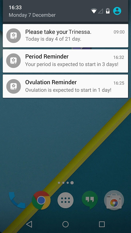 Period Tracker The App Store