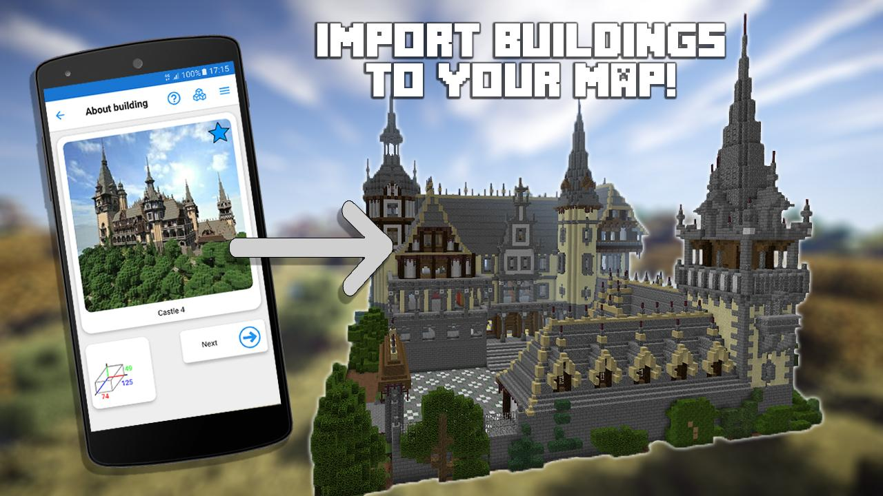 Builder PRO for Minecraft PE The App Store