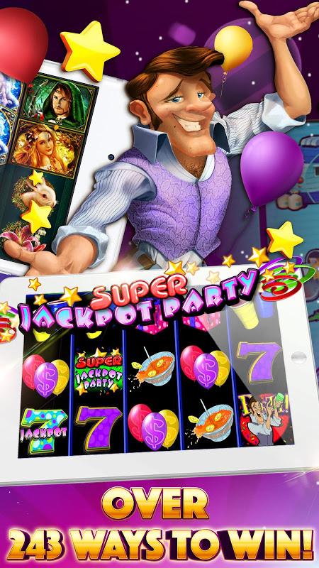 Screenshot Jackpot Party APK
