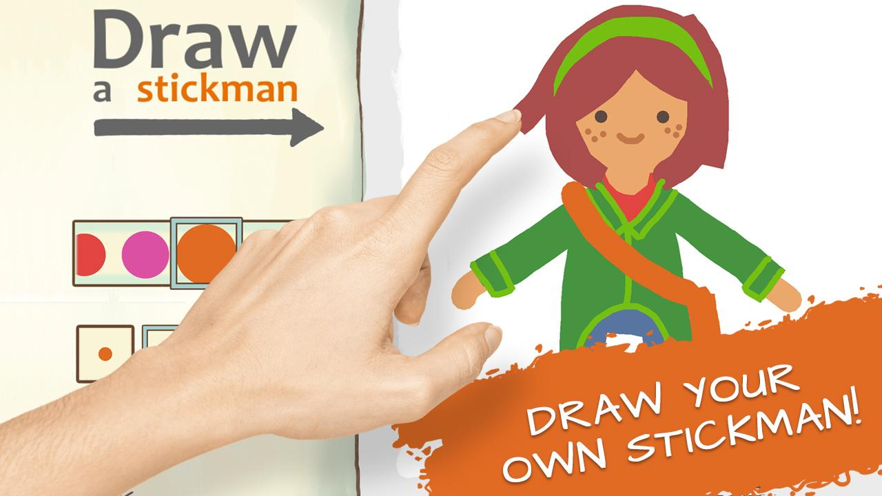 Screenshot Draw a Stickman: EPIC 2 APK
