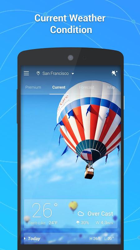 GO Weather - Widget, Theme, Wallpaper, Efficient The App Store