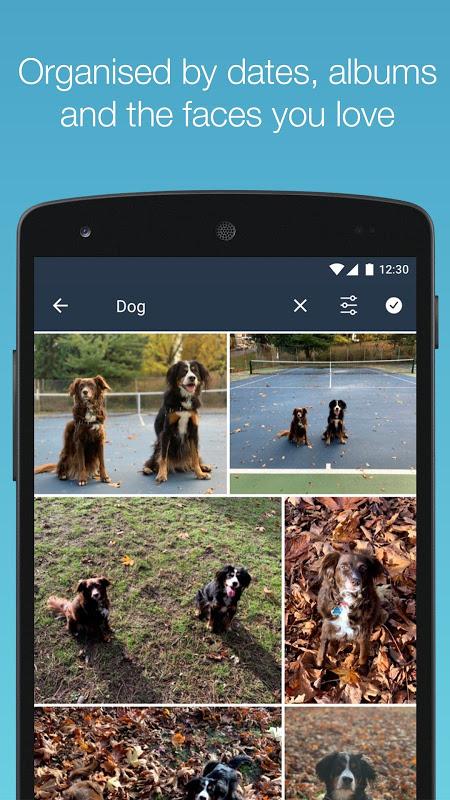 Screenshot Amazon Photos APK