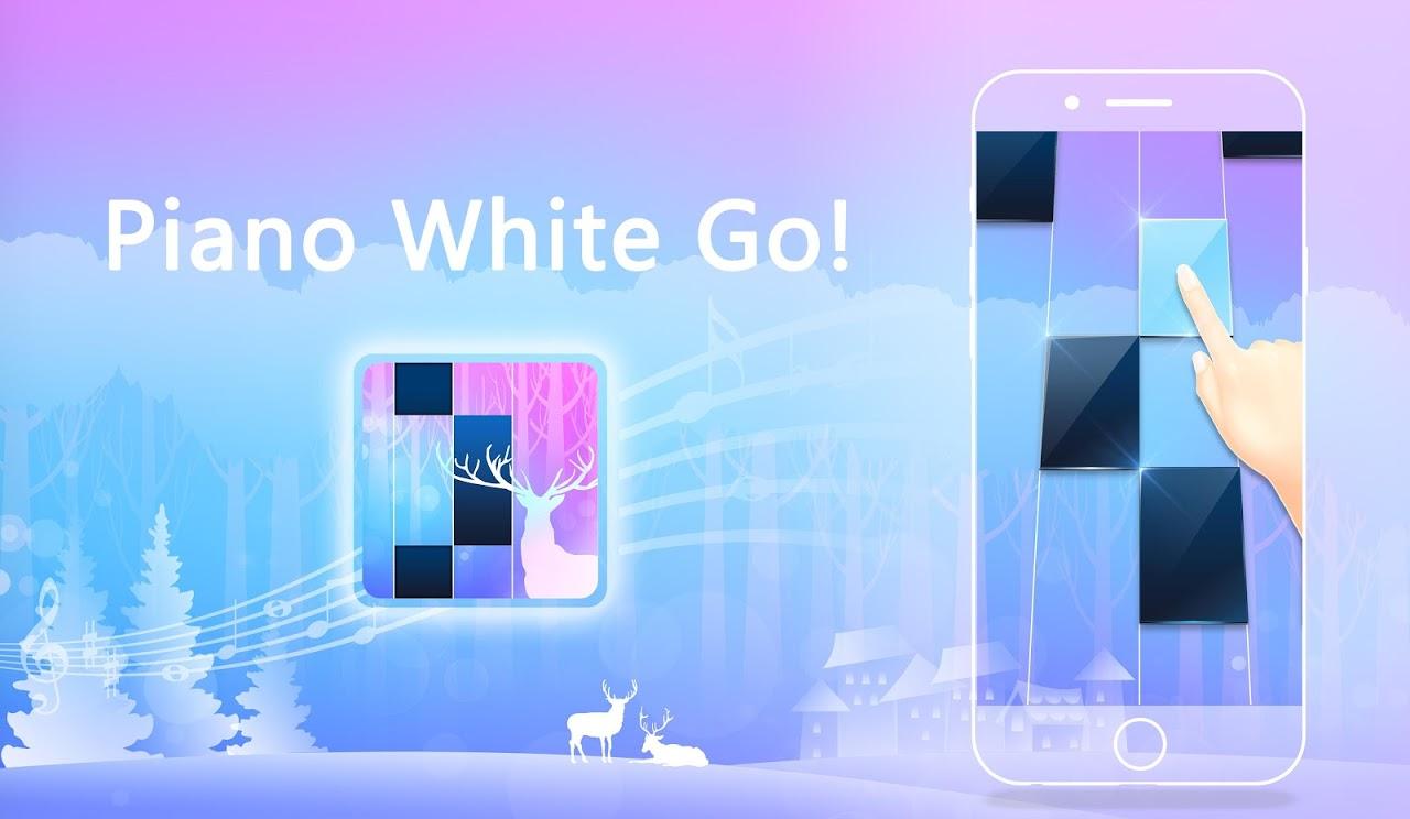 Screenshot Piano White Go! - Piano Games 2018 APK