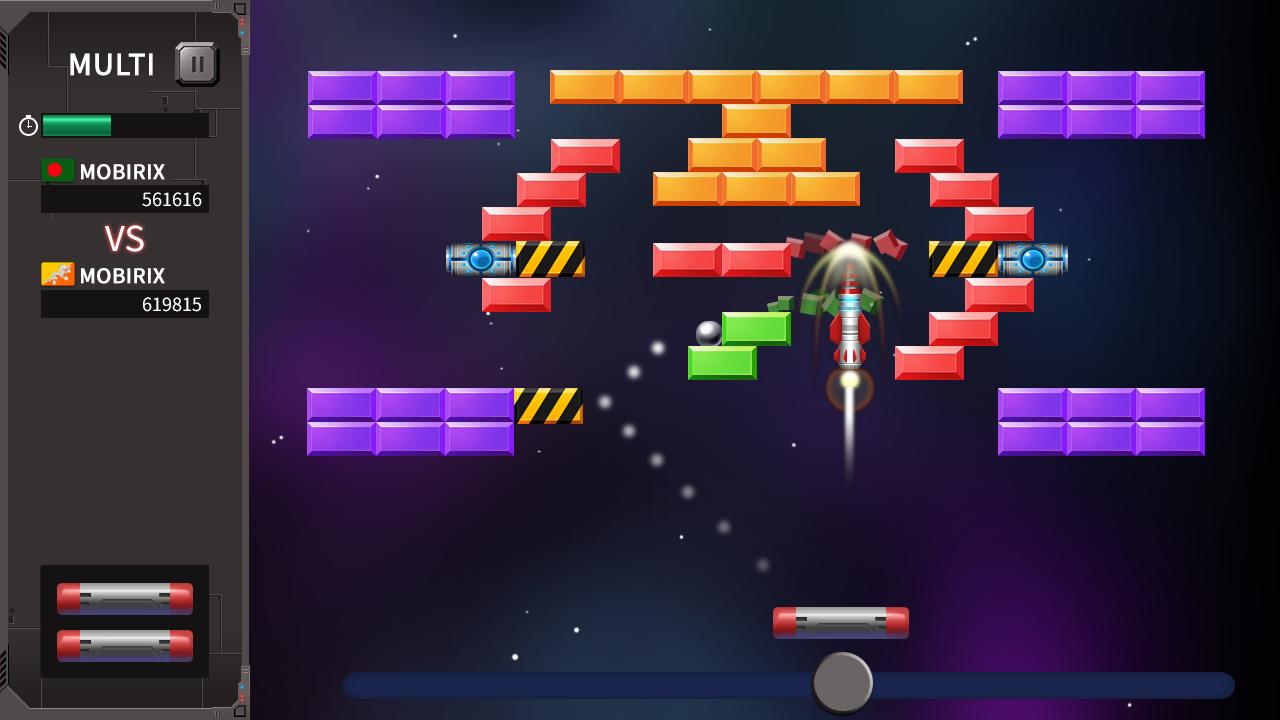 Screenshot Bricks Breaker Challenge APK