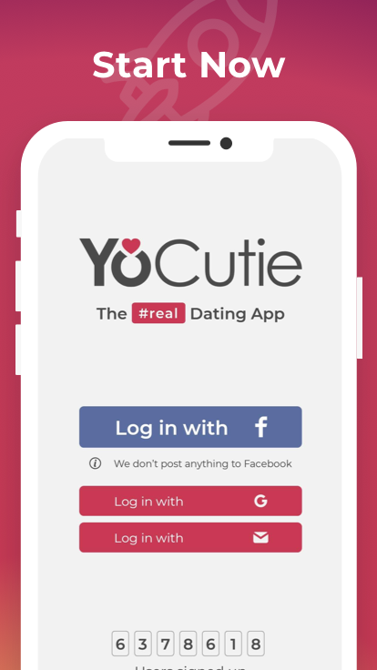 YoCutie - 100% Free Dating App The App Store android Code Lads