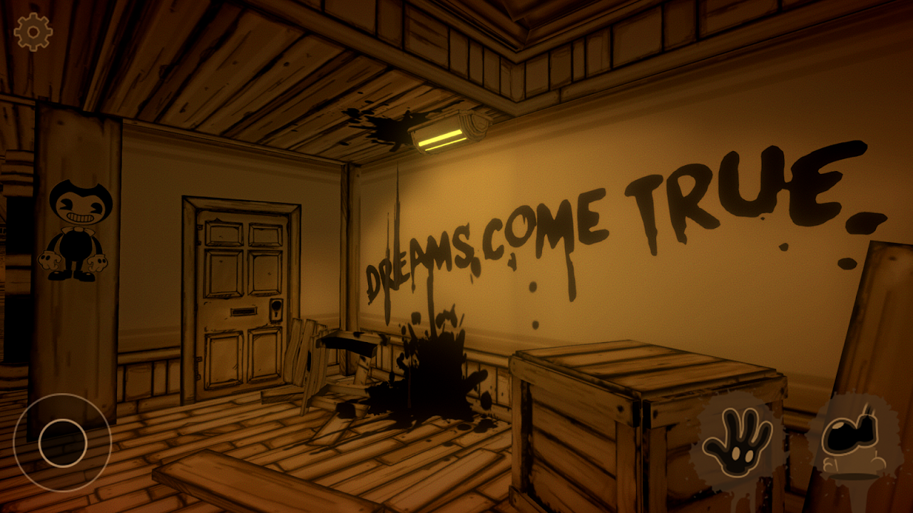 Bendy and the Ink Machine The App Store android Code Lads