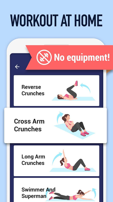 Abs Workout The App Store android Code Lads