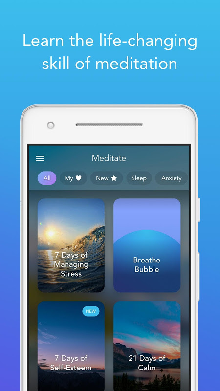 Calm - Meditate, Sleep, Relax The App Store android Code Lads