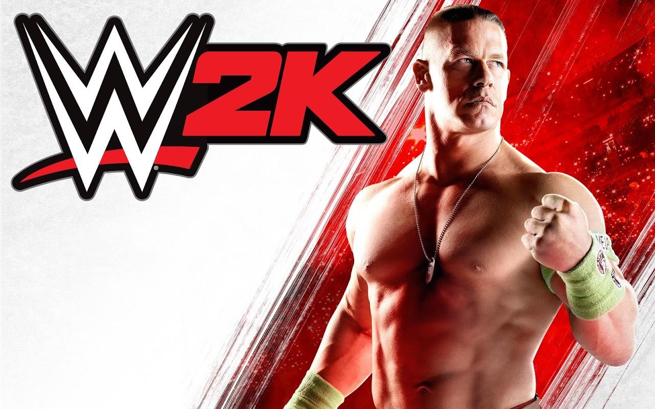 Screenshot WWE 2K APK