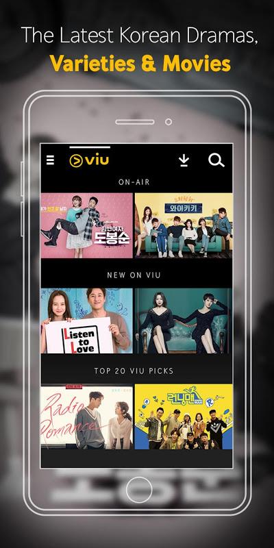 Screenshot Viu – Originals, TV Shows, Korean Drama & more APK