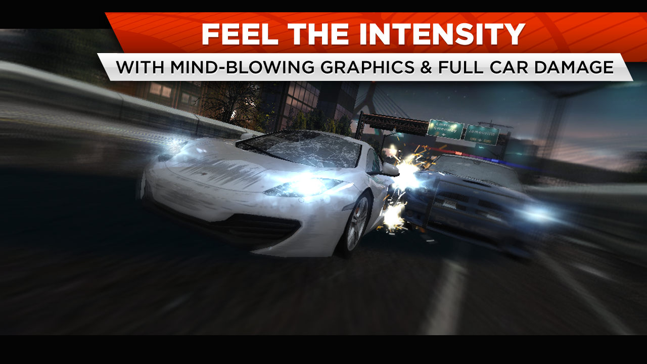 Need for Speed™ Most Wanted The App Store android Code Lads
