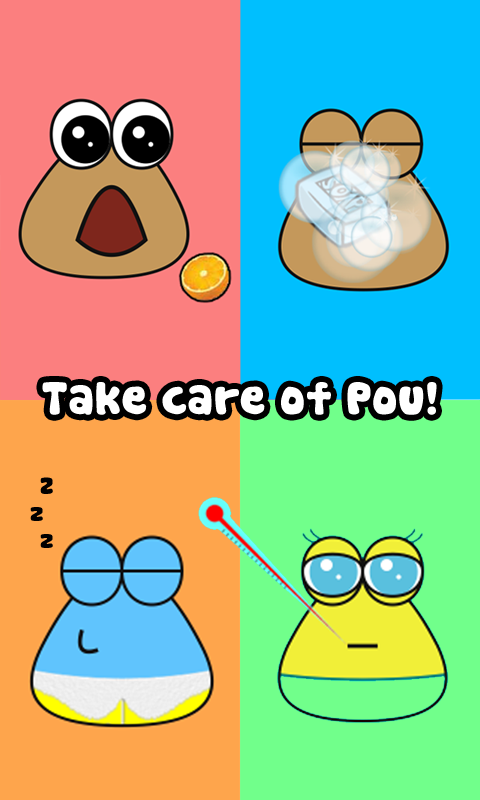 Screenshot Pou APK