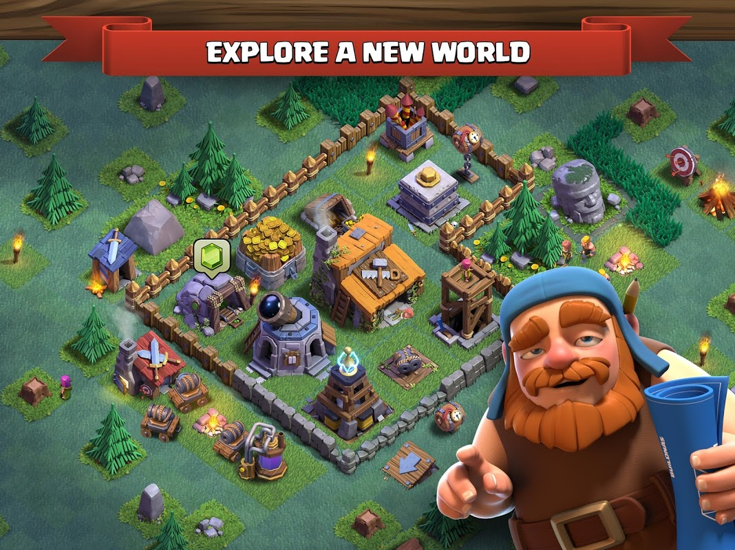 Clash of Clans The App Store android Code Lads